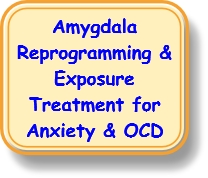 amygdala reprogramming and exposure treatment for anxiety and OCD